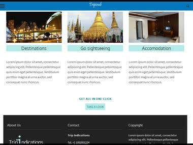 CMS Website Design - Wordpress