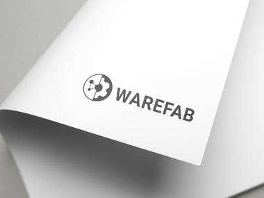 Warefab Logo Design