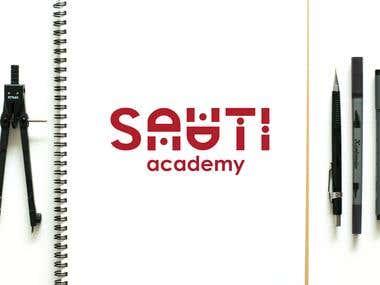 Sauti Academy Logo Design