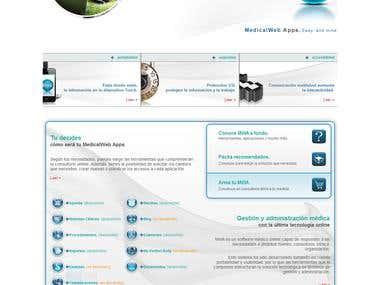 Liferay based Portal http://www.medicalwebapps.com