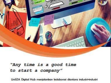 UDH Brochure Design