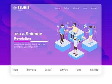 Science Revolution.
