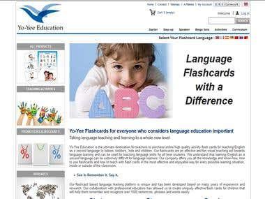 Yo-Yee Flashcards