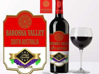 Wine and Drink Labels