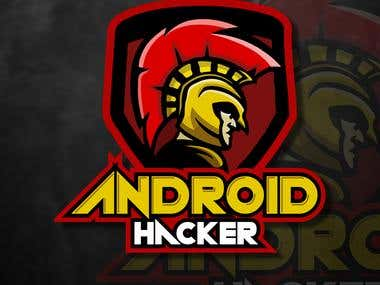 Android Hacker Logo