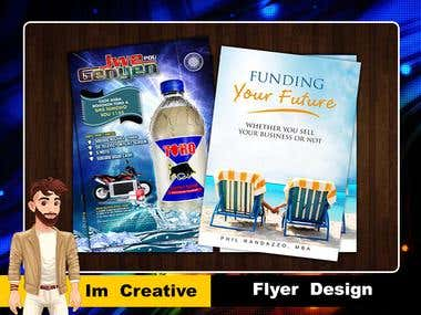 Flayer Design