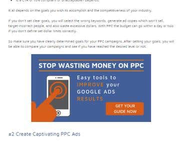 Blog- PPC Best Practices to Maximize Performance