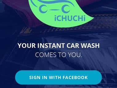 iChuchi Car Service App