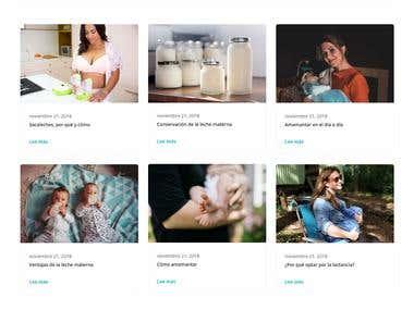 Web design I Diseño web