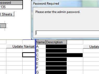 Excel Custom Navigation 2