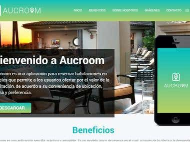 Aucroom(Hotel Booking Application)