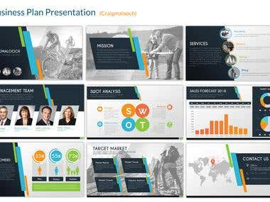 MS PowerPoint presentation 2