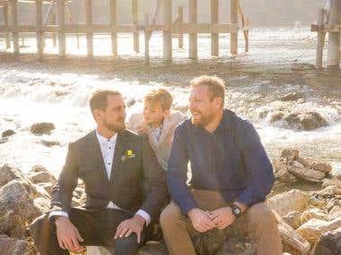 Wedding photography via Freelancer.com