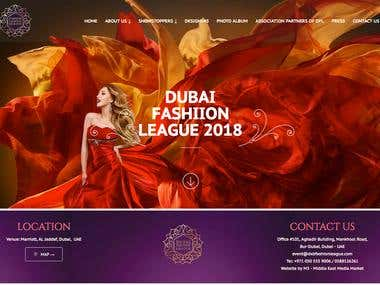 Dubai Fashion League