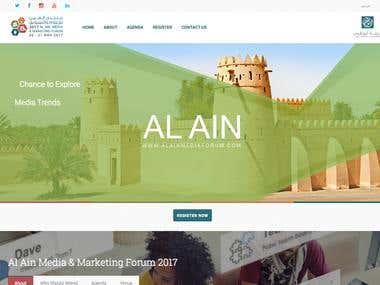 Al Ain Media Forum