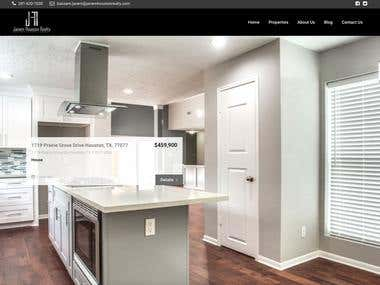 Agency Real Estate Website