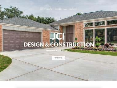Constructor company website