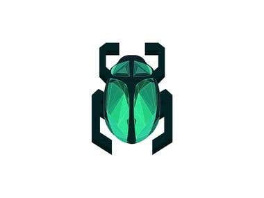 Beetle Logo (for sale)