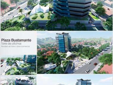 Plaza bustamante