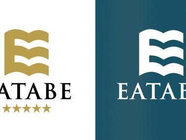 """Hotel Logo design """"E"""""""