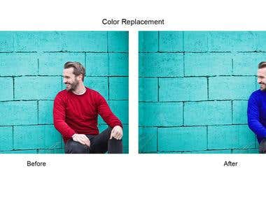 Color Replacement