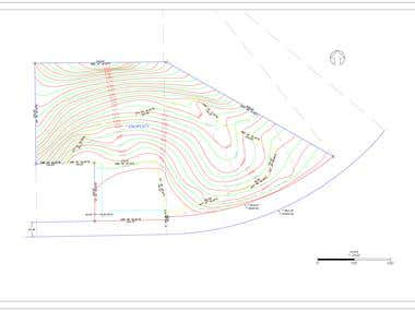 topographical project