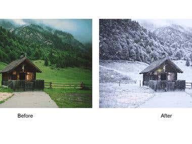 Winter Effect