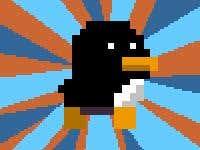 Penguin! Flash Game