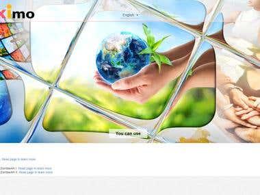 Moximo web service