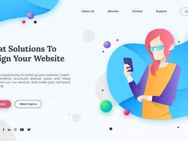 Website Design_Isometric
