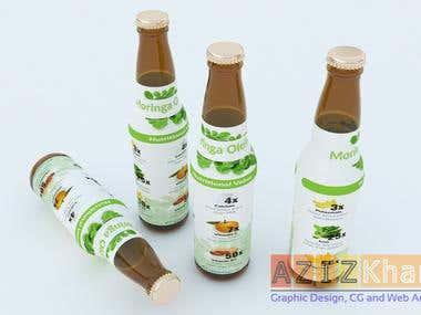 Drink Bottle Model