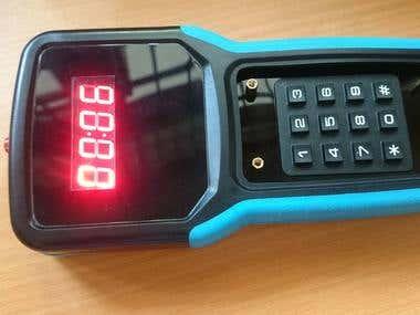 Time Bomb Device for Adventure Program