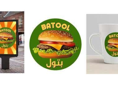 Logo of Batool Burger