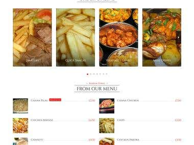 woocomerce website