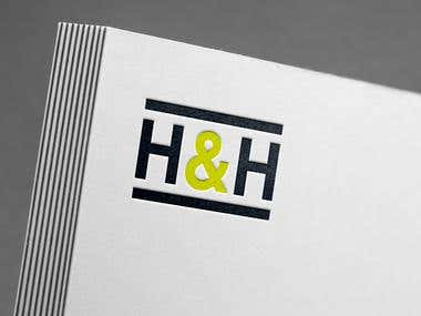 Corporate Identity creation for H&H