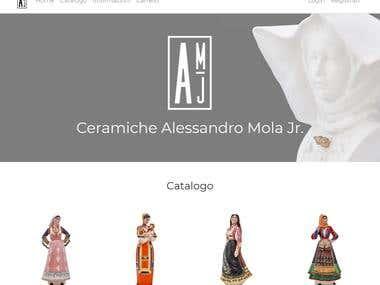 Ceramiche Alessandro Mola Jr.