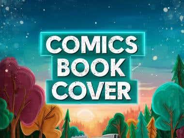 Comics book cover