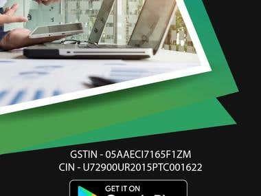 Brochure Design for MLM Company