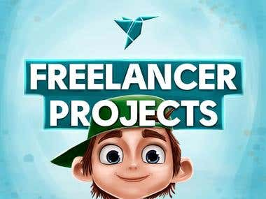 Freelancer projects