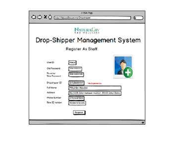System GUI