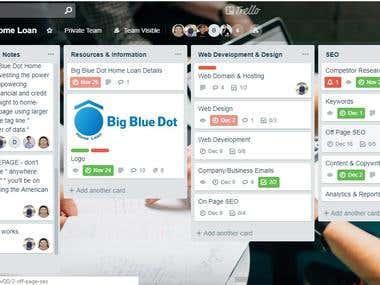 Big Blue Dot Home Loan