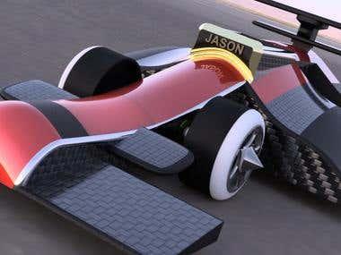 Concept Vehicle Design