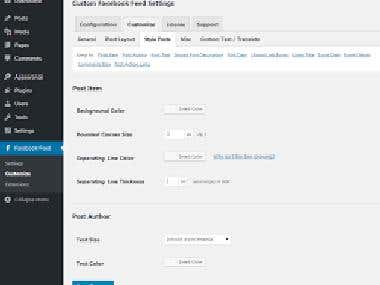 Create a Custom Facebook Feed in WordPress