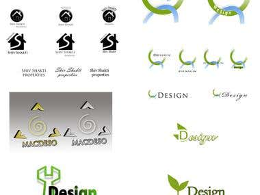 Logos and business cards