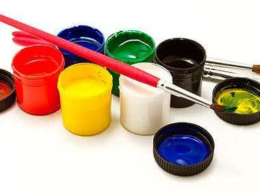 Color cans