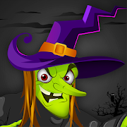 Angry Witch Game
