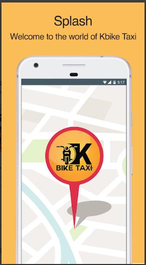 The Bike Taxi