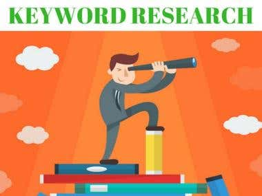 Keyword Research for a Climate Organization