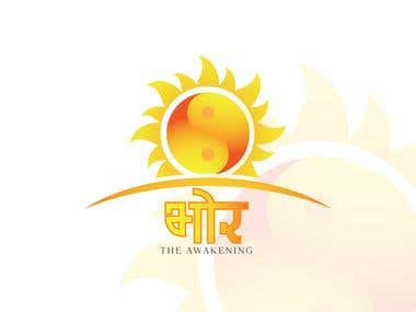 Logo For the YouTube Channel BHOR (The Morning)