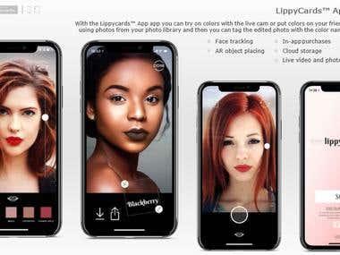 LippyCards App